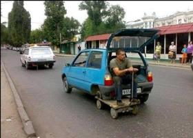 funny vehicle modification picture